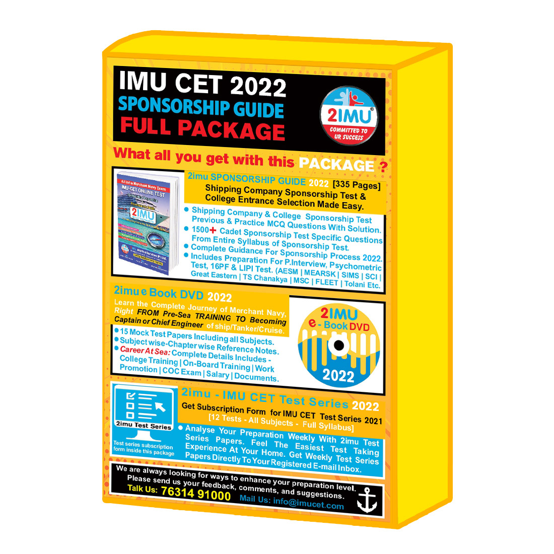 IMU-CET-2019 Books Online- Order Now|Refrence-Study materials